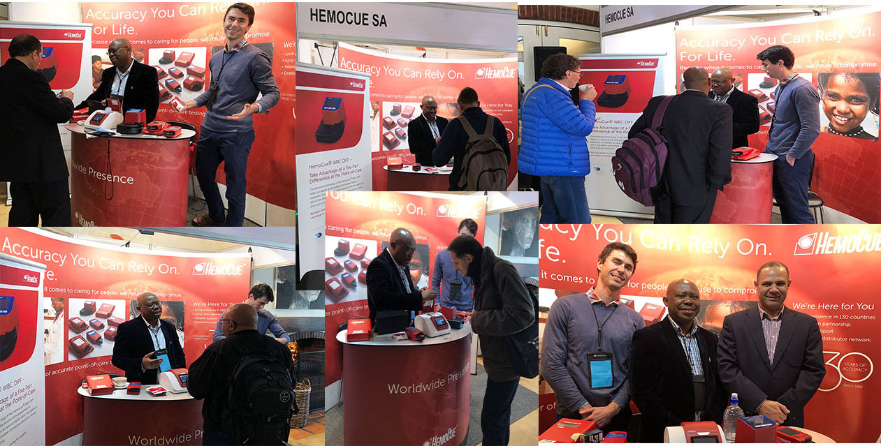 HemoCue South Africa at PathCape 2018